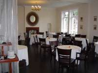 North Wales (Llangollen) Guest House dining